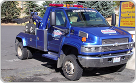 Auto Body Super Center Wrecker Service